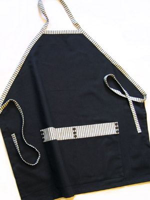 Man's Denim Apron